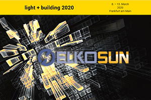 light+building 2020